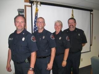 2014 Association Officers