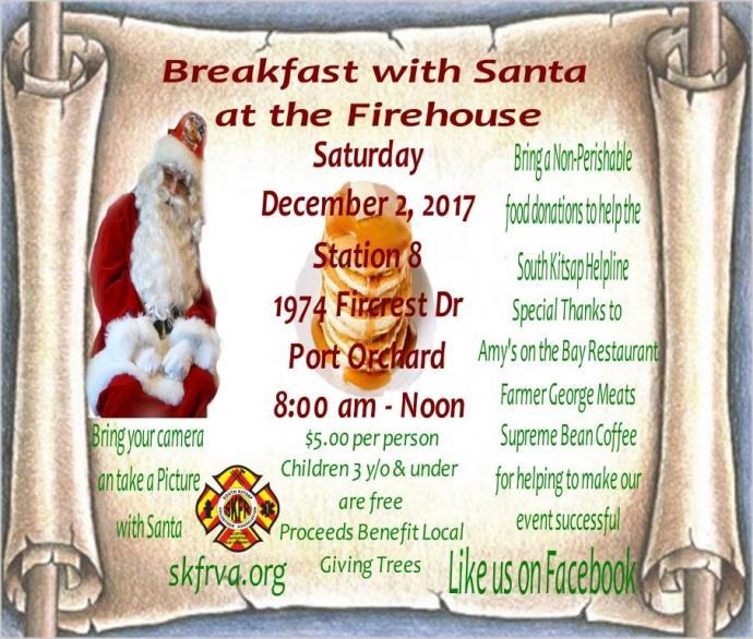 Santa Breakfast 2017 1